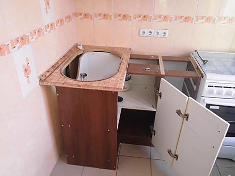Тумба под мойку кухонного гарнитура