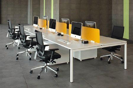 Вид офисной мебели