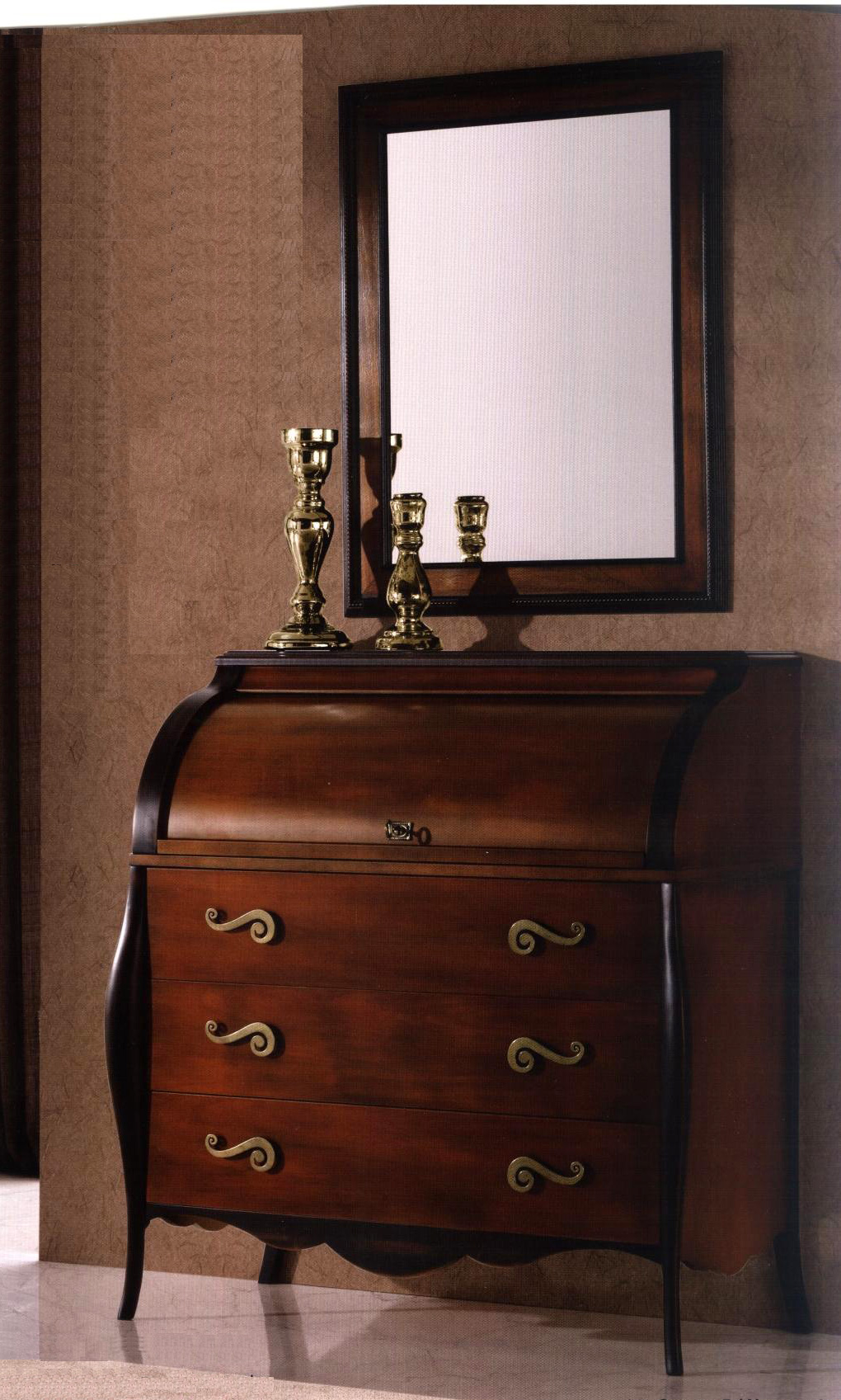Бюро с зеркалом