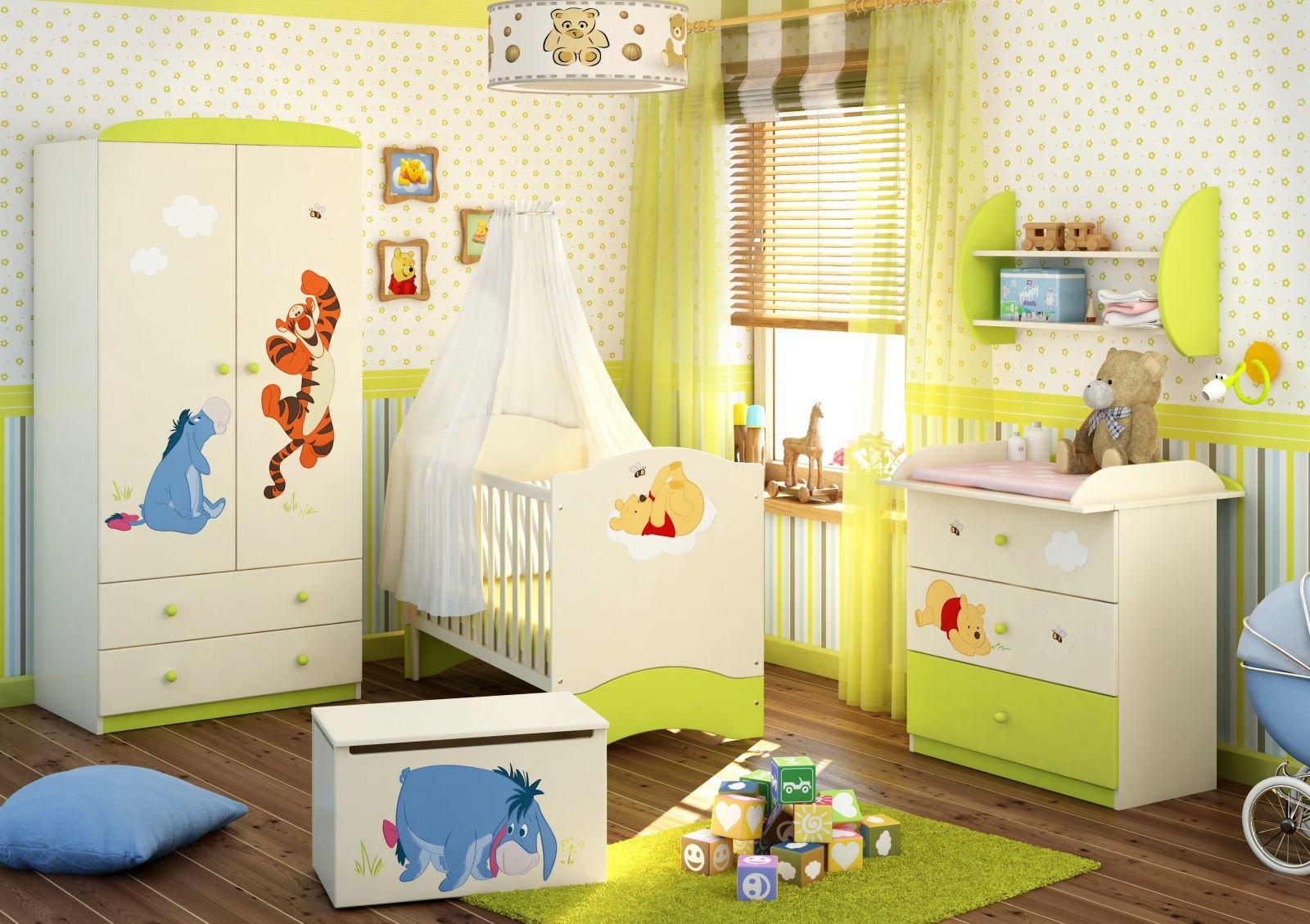 Как выбрать комод в детскую комнату для девочки
