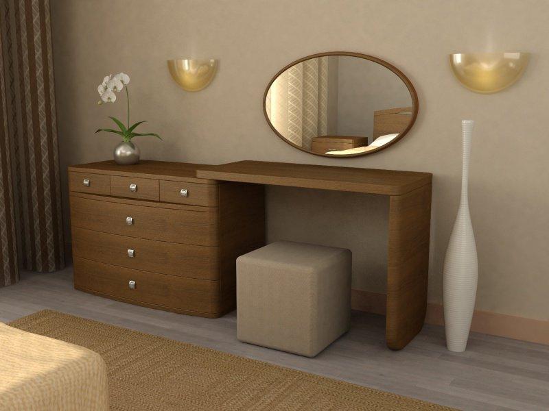 Комоды в спальню - описание и выбор модели