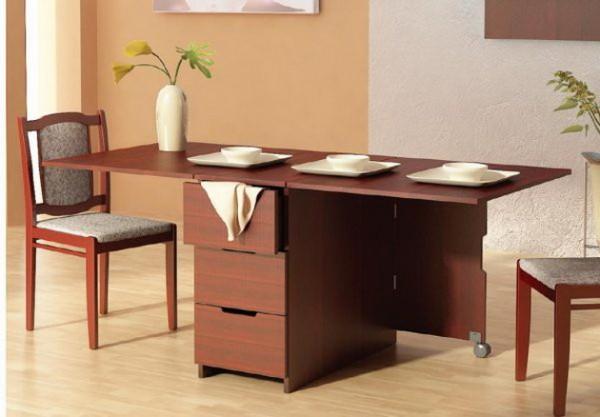 Кухонный стол - тумба с ящиками