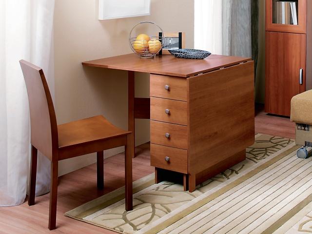 Кухонный стол тумба с ящиками