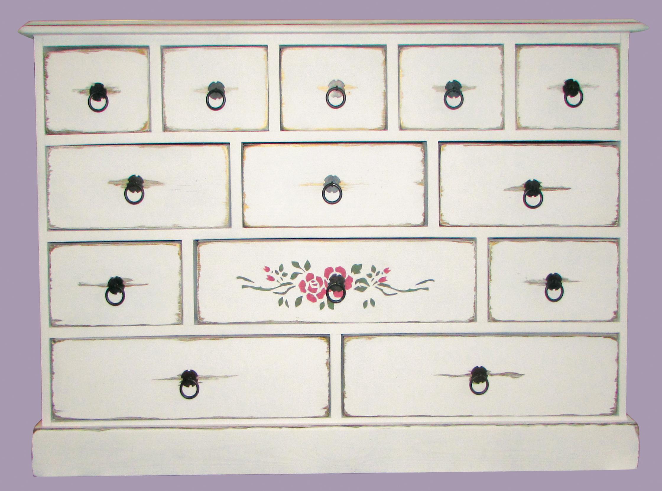 Мебель в белом цвете