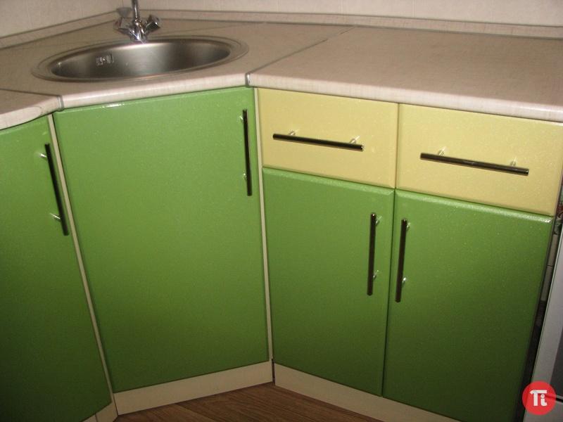 Обустройство кухонного пространства