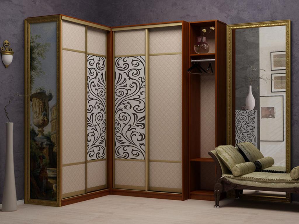Оригинальный дизайн шкафа