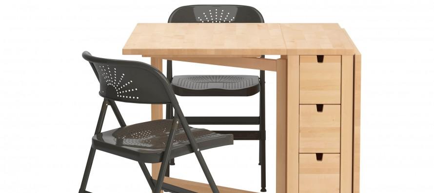 Особенности столов-книжек