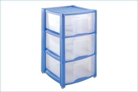 Прозрачные ящики