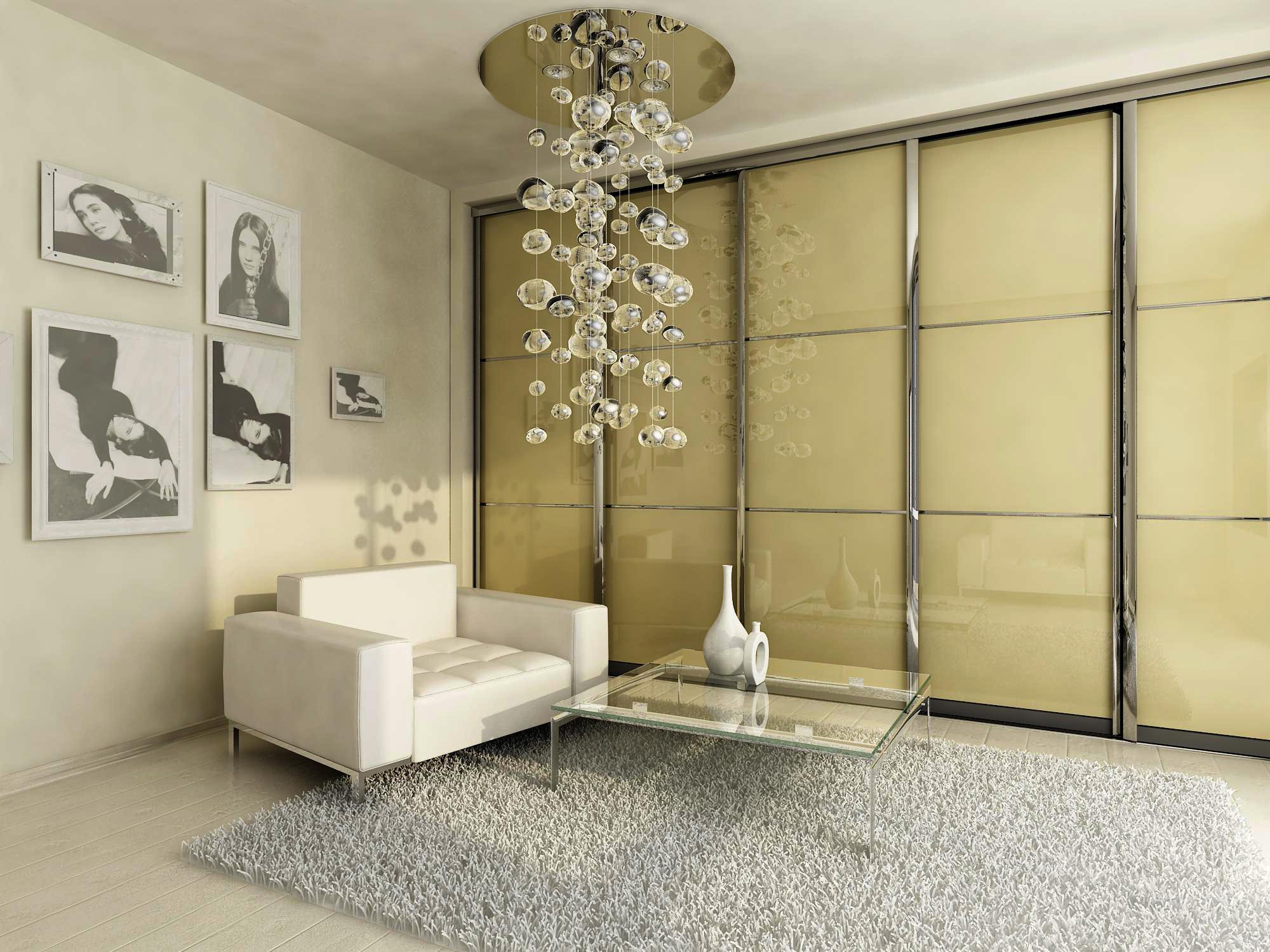 Шкаф-купе в интерьере - практичный и эстетичный предмет мебели