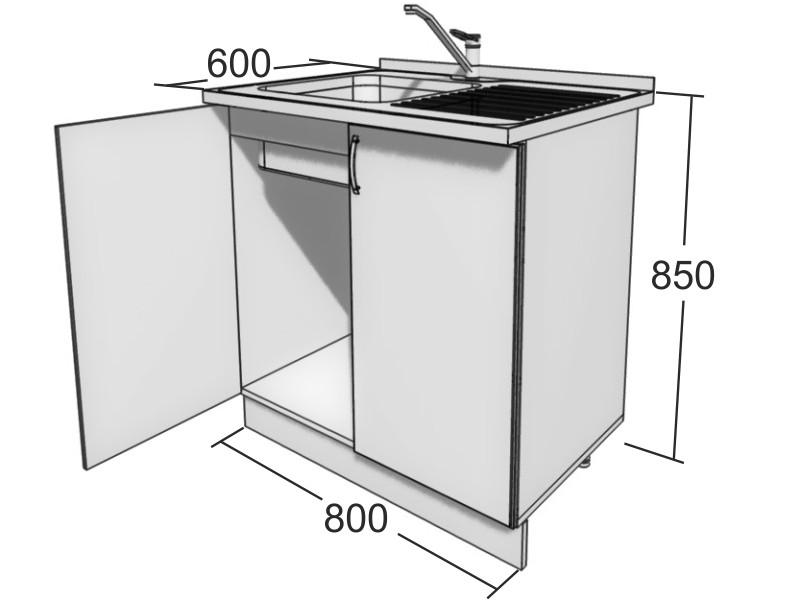 Как сделать шкаф под мойку для кухни своими руками фото 537