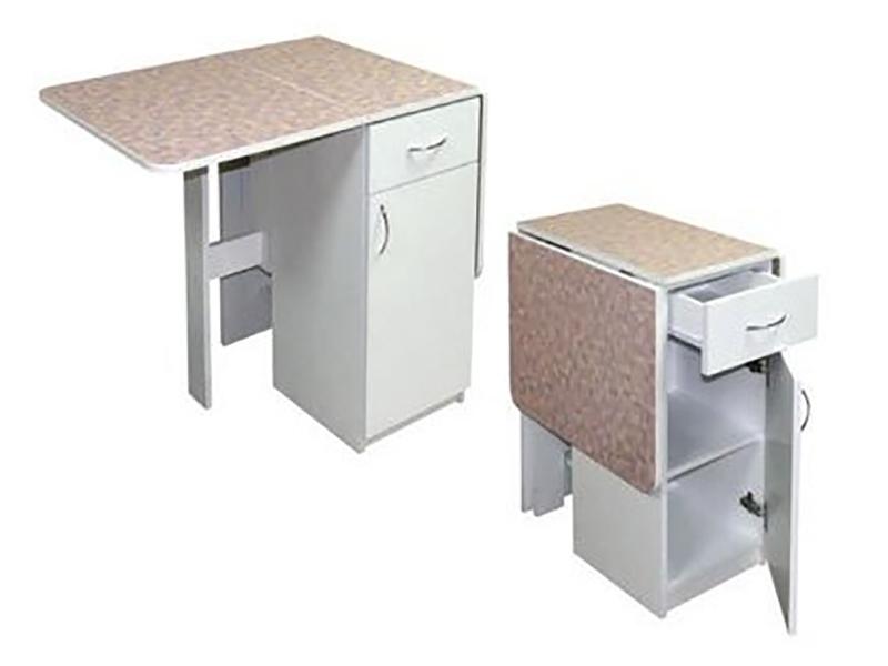 Стол с одним ящиком