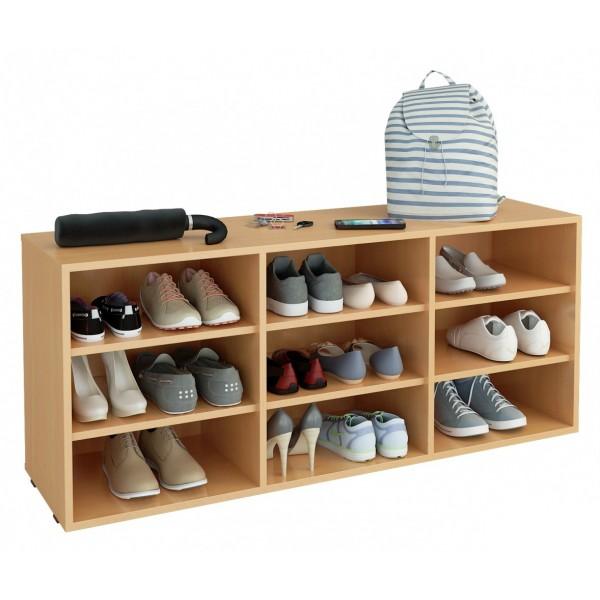 Тумба для обуви открытая