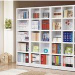 Книжные шкафы и стеллажи, какая из конструкций лучше и удобн.