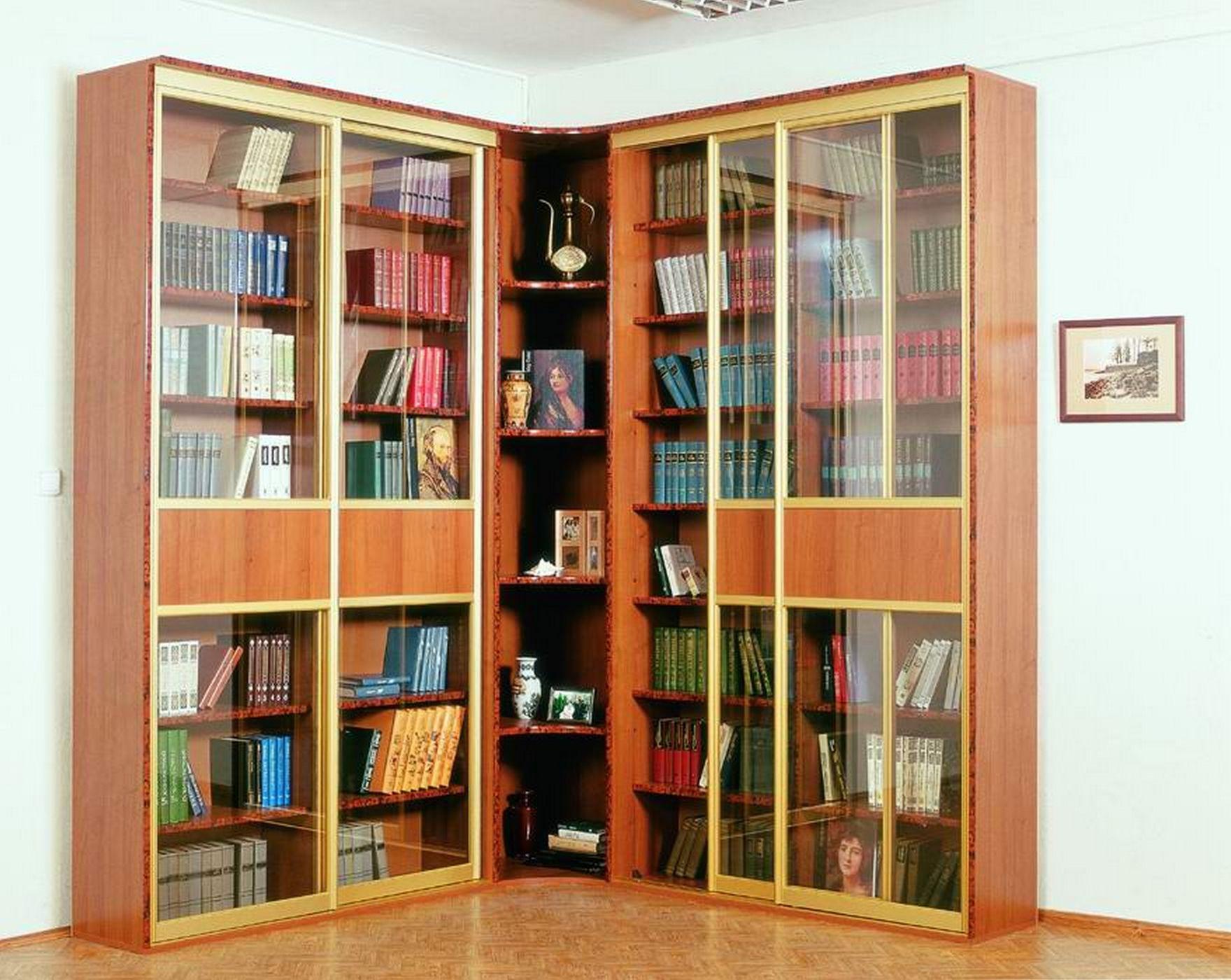 Библиотека угловая