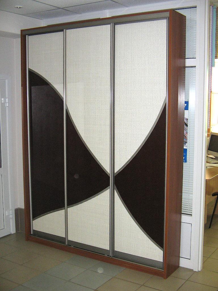 Дизайн дверей шкафа
