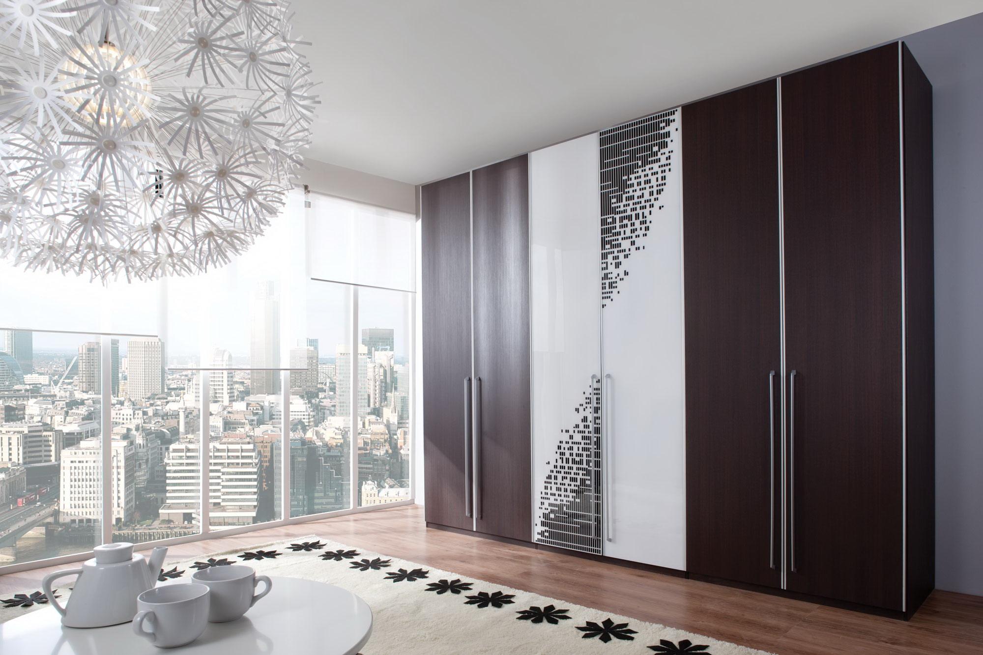 Дизайн шкафов для спальни