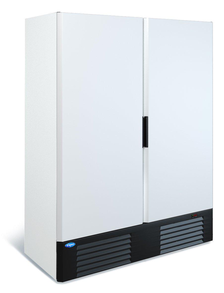Холодильный шкаф белый