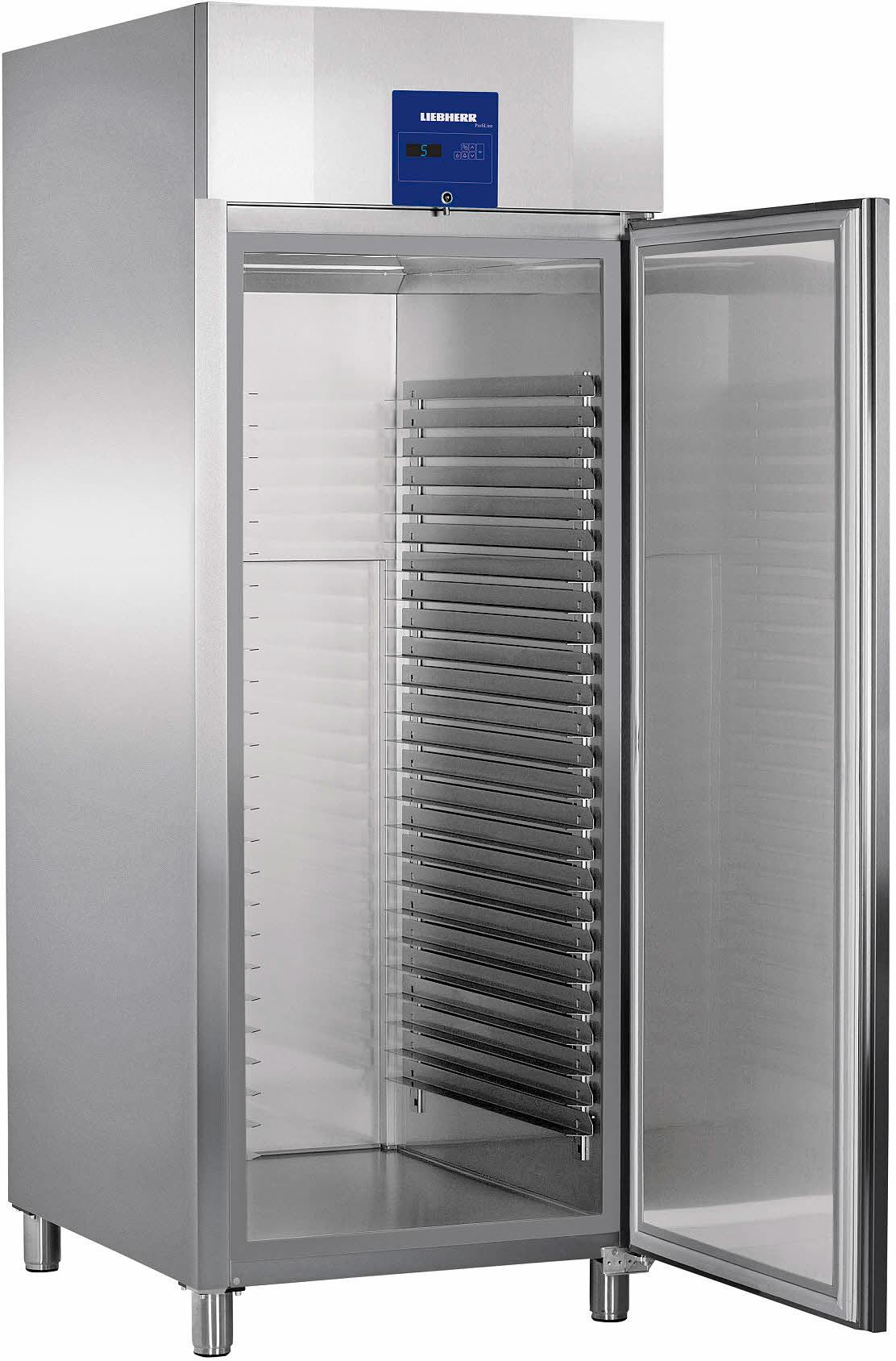 Холодильный шкаф для пекарни