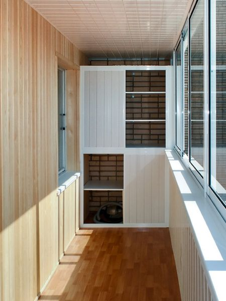 Какая бывает мебель для балкона