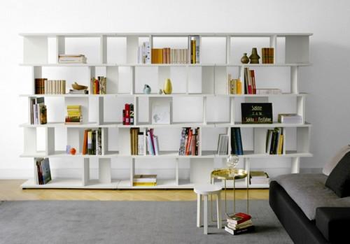 Книжный шкаф или книжный стеллаж