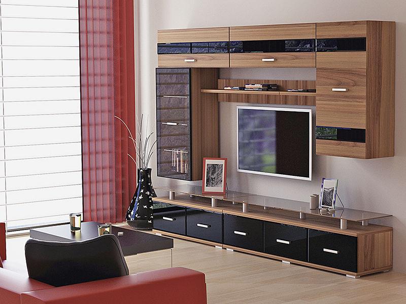 Красивая навесная мебель