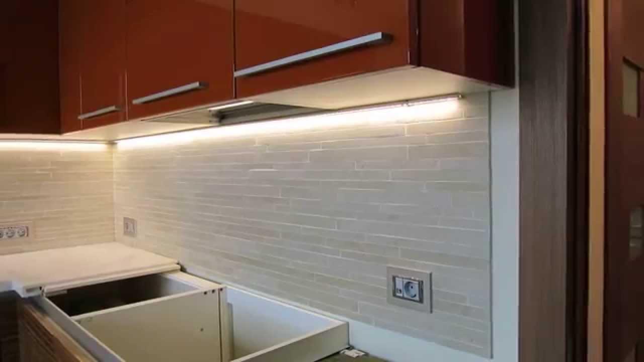 Подсветка для кухни под шкафы своими руками 100