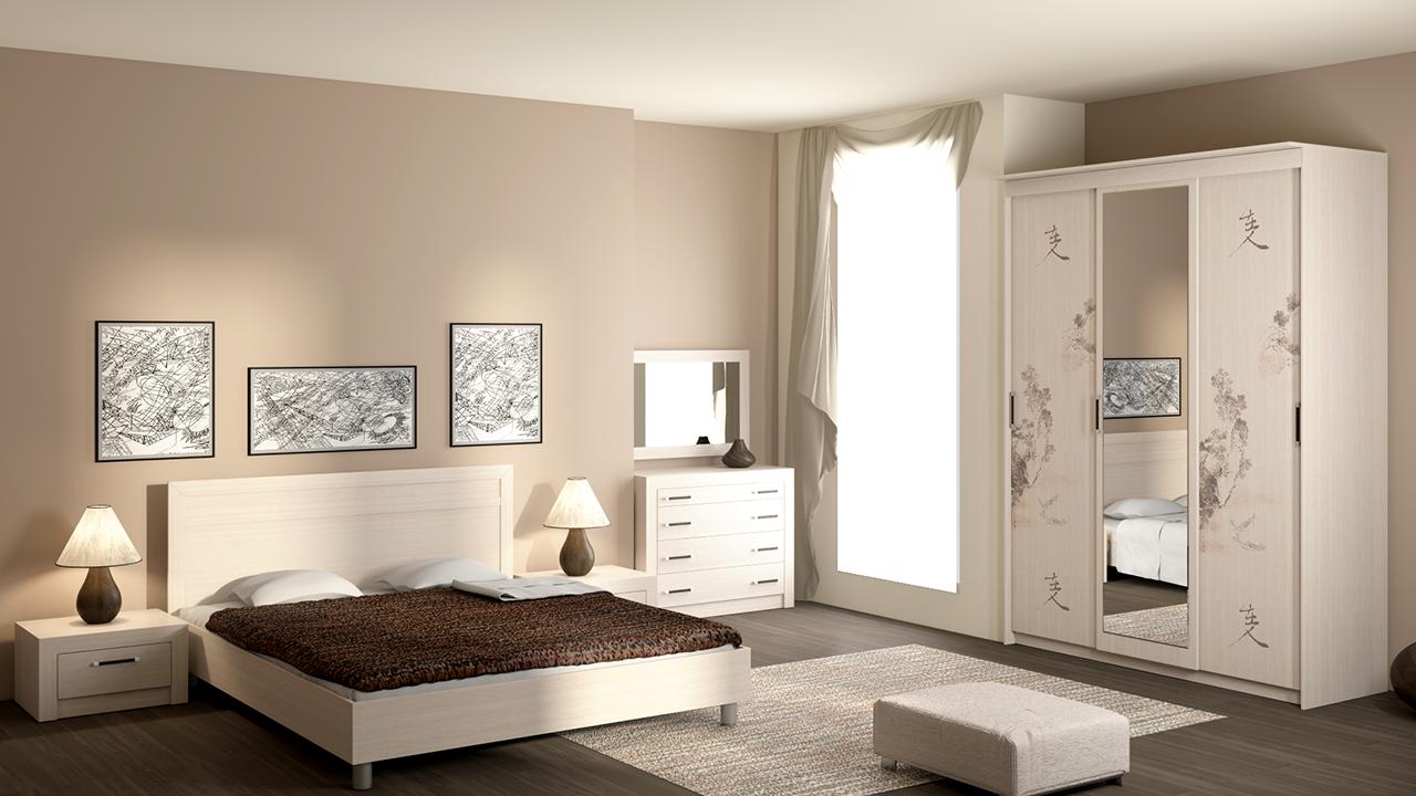 Модульные шкаф-купе для спальни