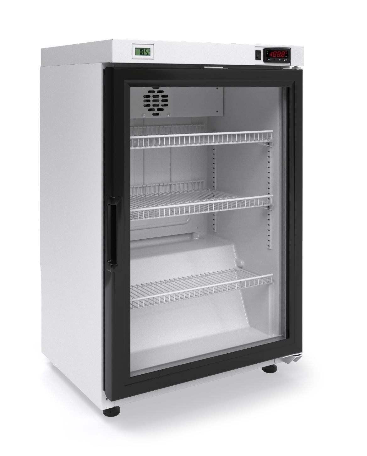 Небольшой холодильный шкаф