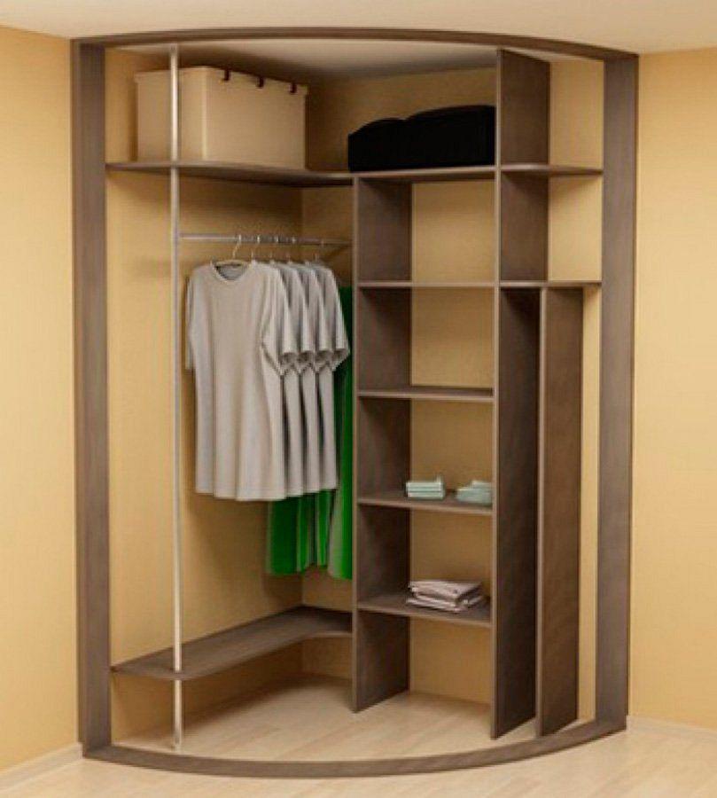 Наполнение шкафа купе в прихожую, основные системы хранения.