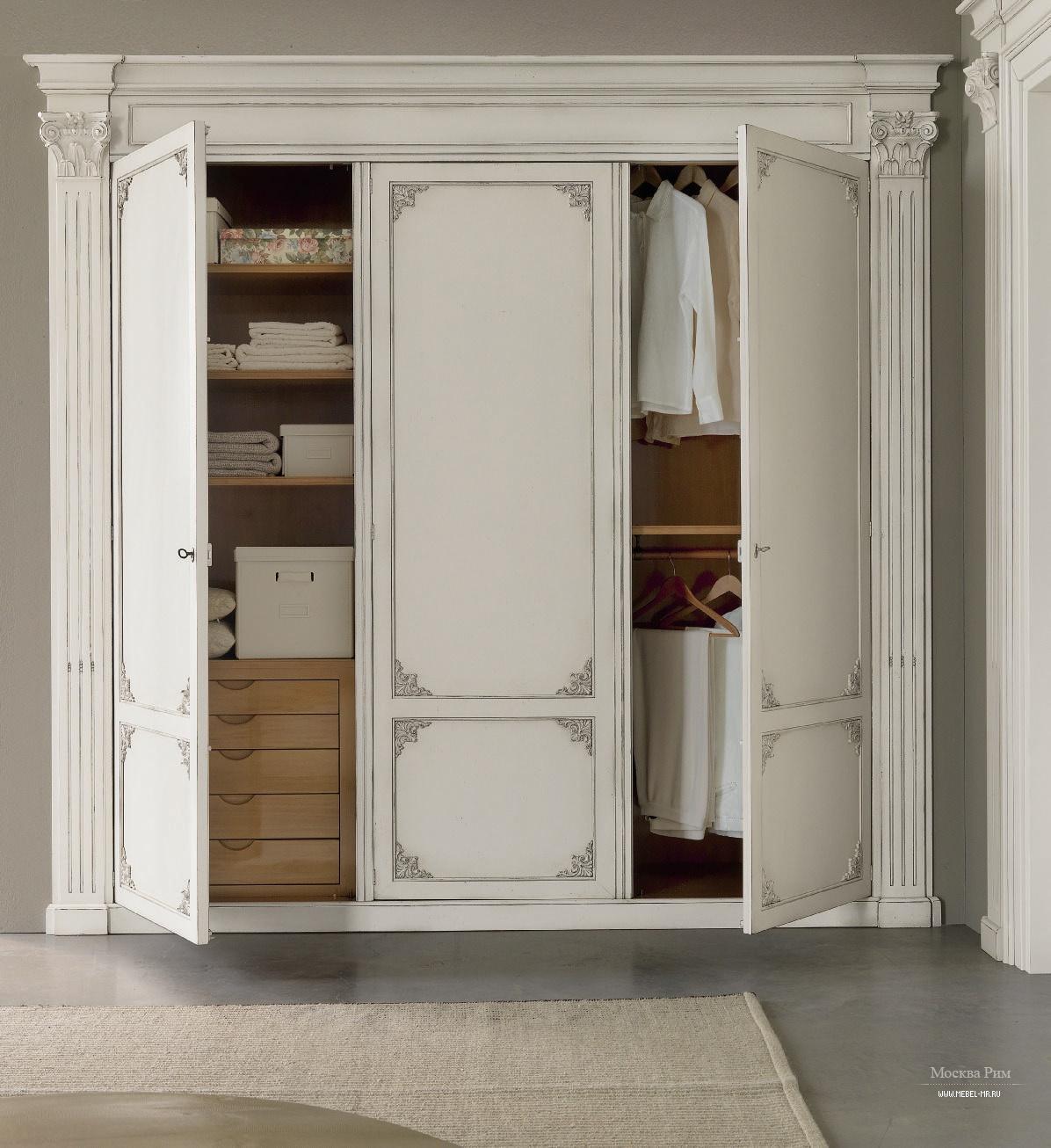 Нюансы белой мебели
