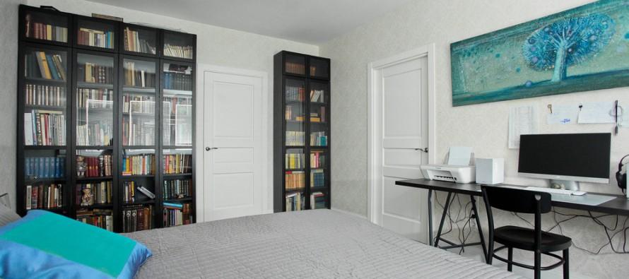 Обзор популярных книжных шкафов для дома