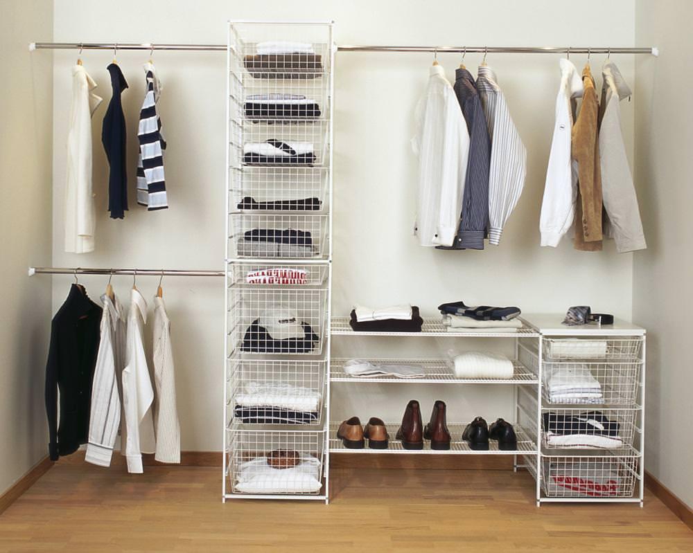 Особенности внутреннего наполнения шкафа