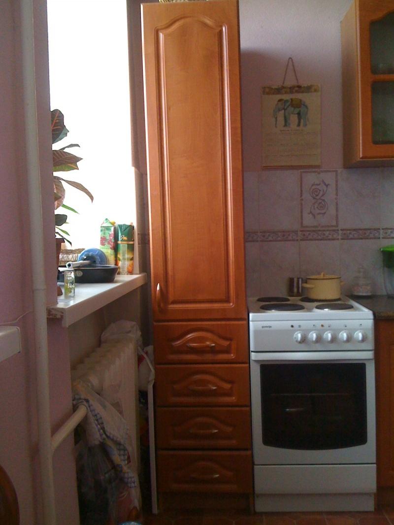 Пенал в кухне