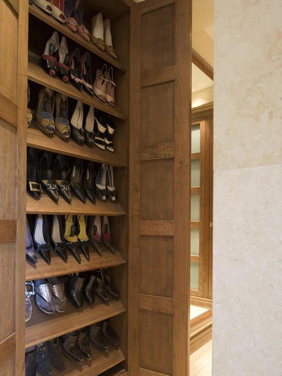 Полки под обувь