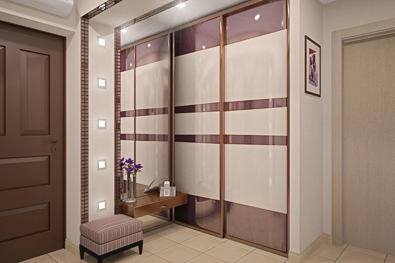 Пример мебели для коридора
