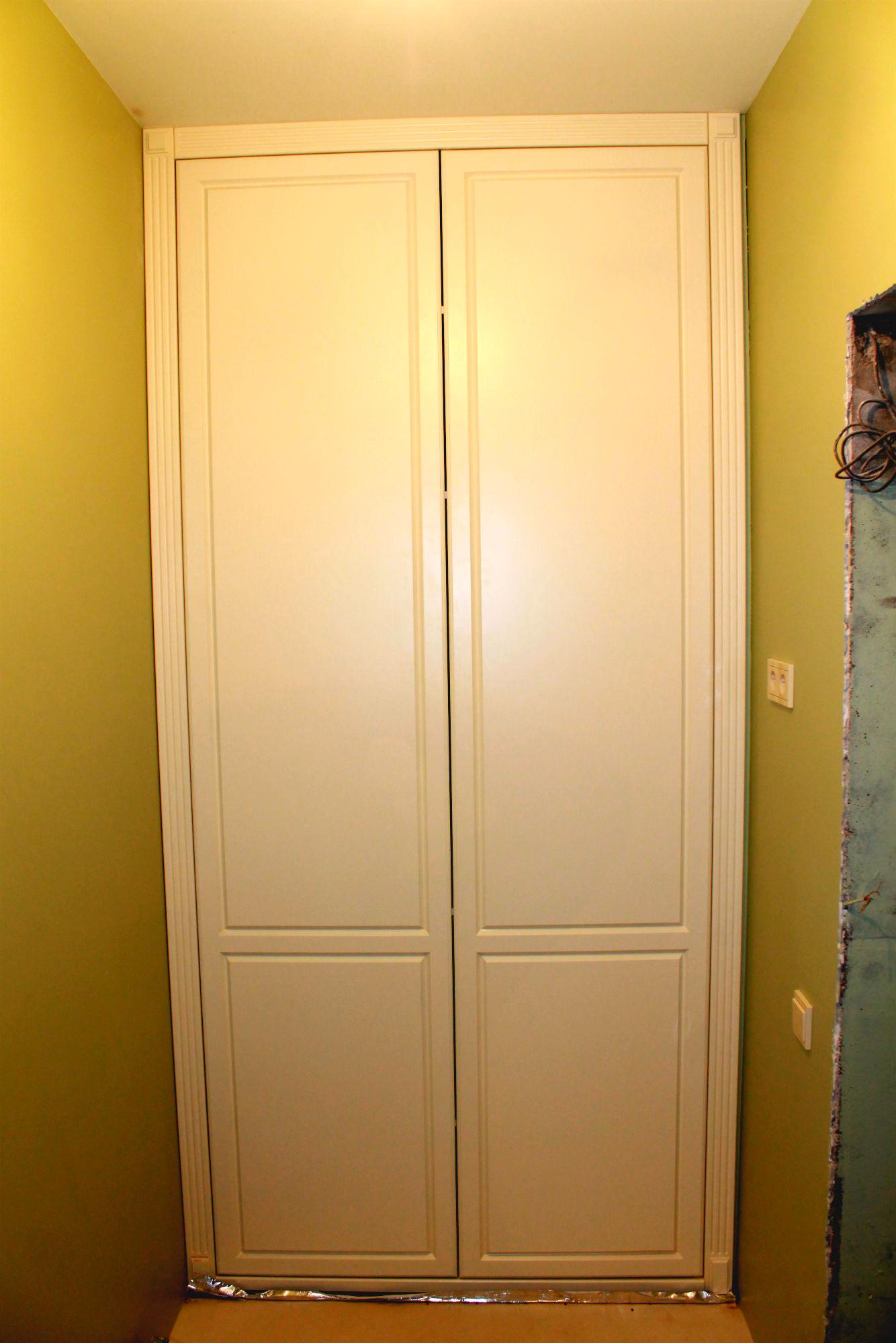 Расположение шкафа