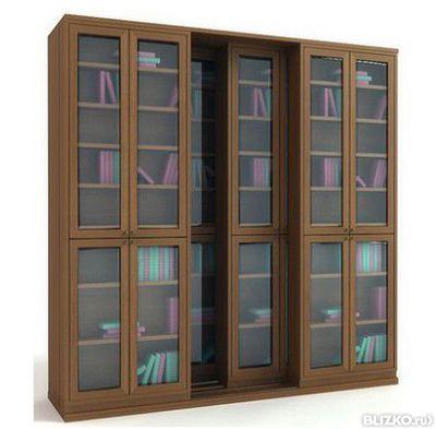 Раздвижная библиотека
