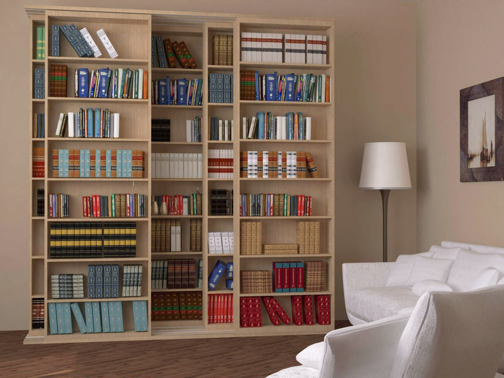 Раздвижные библиотеки