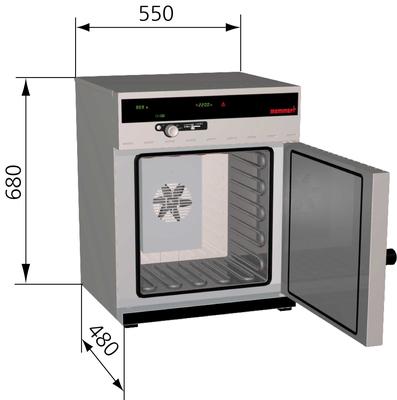 Размеры сушильного шкафа