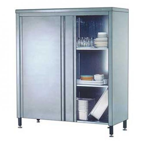 Шкаф для посуды из нержавеющей стали
