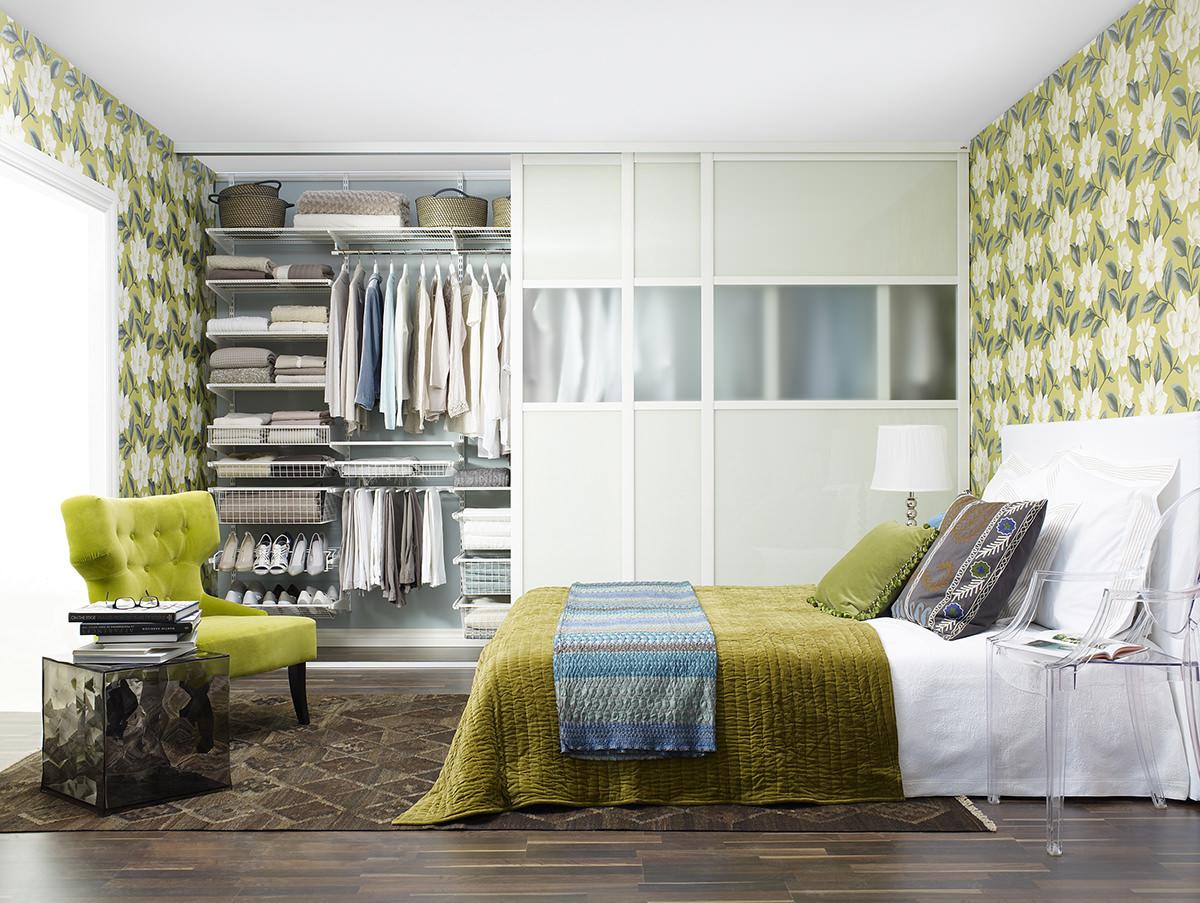 Шкаф-купе для спальни - особенности выбора