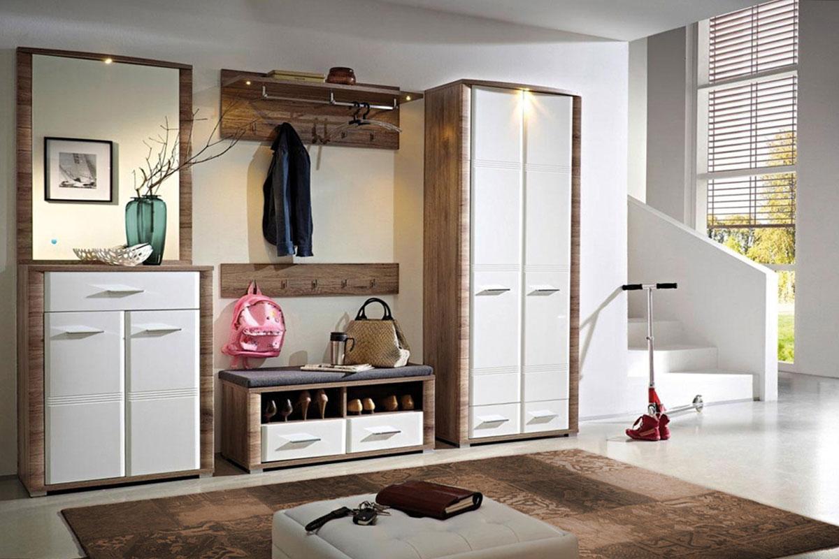 Шкаф-купе и другие разновидности гардероба с зеркалом
