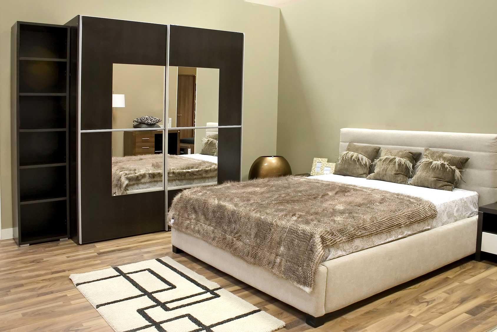 Шкаф купе – создай уникальный интерьер своей спальни