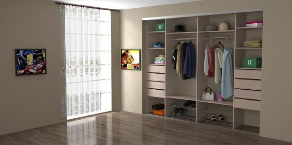 Шкаф купе в спальню - оптимизируем пространство