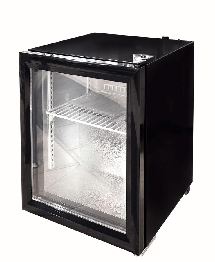 Шкаф морозильный черный