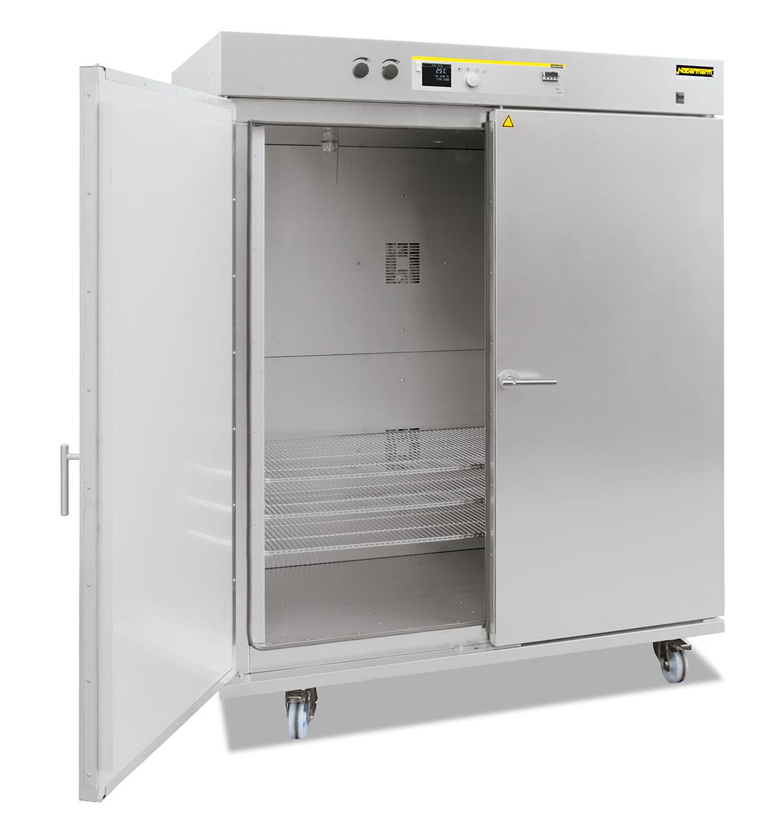 Шкаф с двухстворчатой дверцей