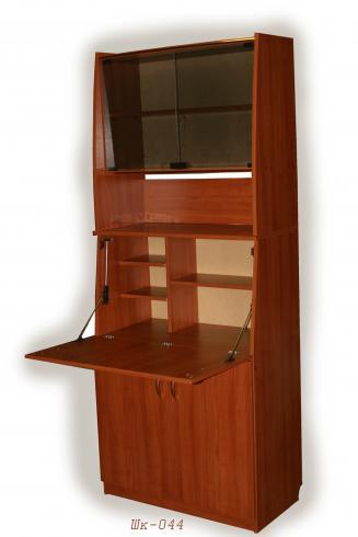 Шкаф с откидными дверцами