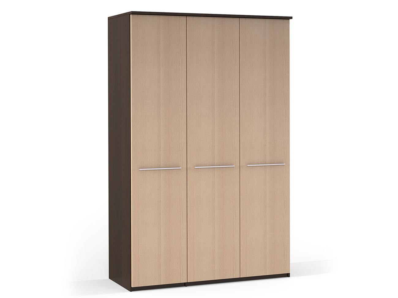 Шкаф с тремя створками в спальню