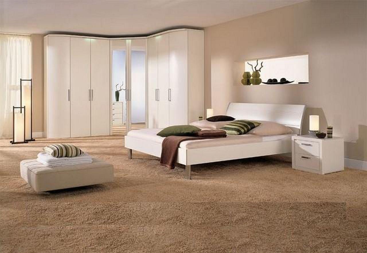 Шкаф в дизайне спальни