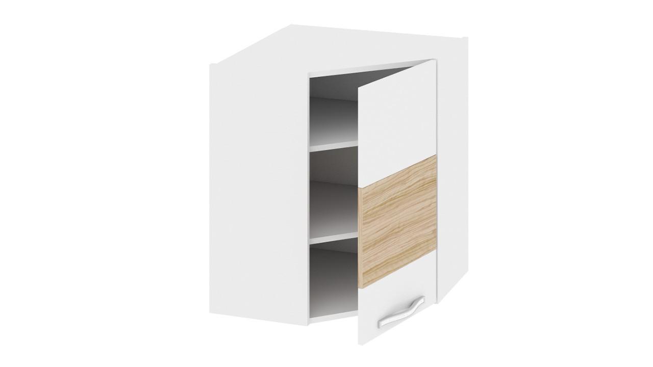 Шкаф верхний угловой